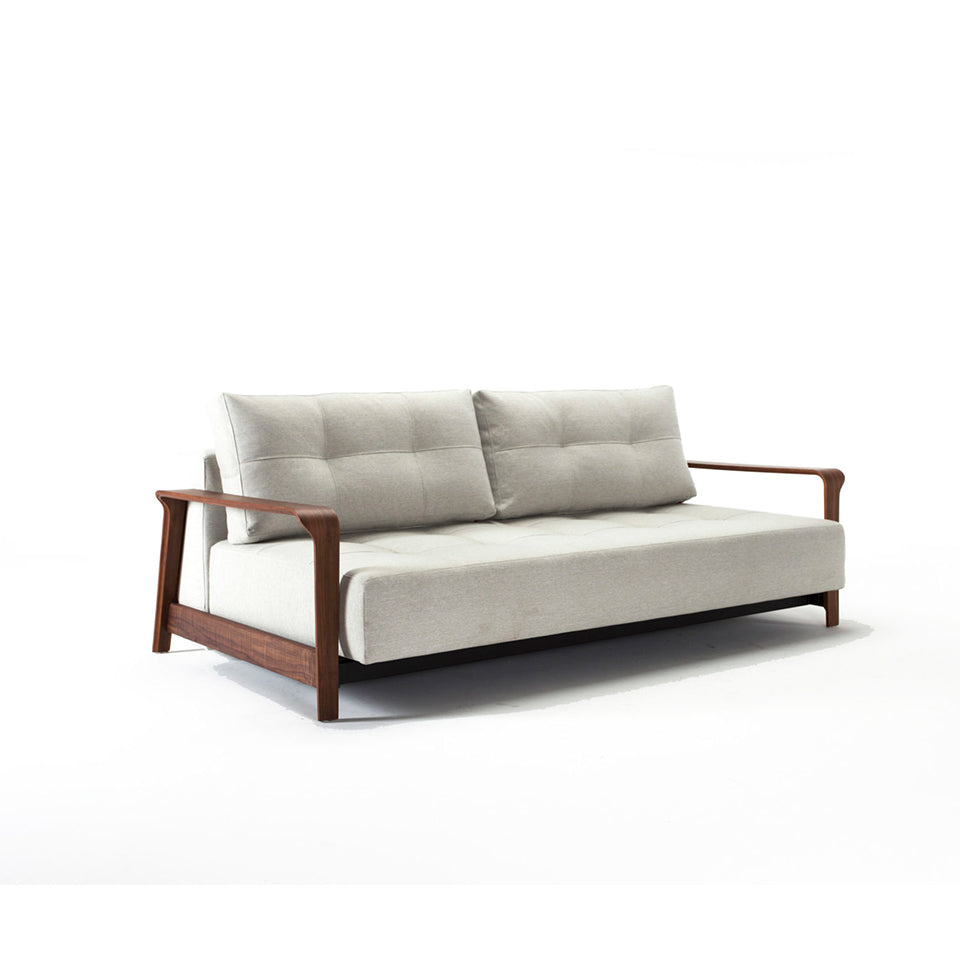 Bifrost Deluxe with RAN arms Sofa Bed