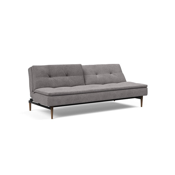 Dublexo Styletto Dark Wood Sofa Bed
