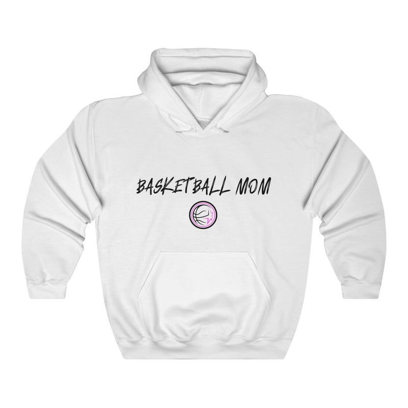 Basketball Mom Hoodie Pink Edition