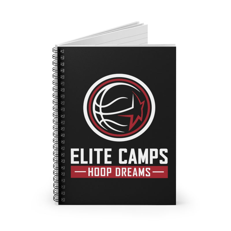 Hoop Dreams Spiral Notebook - Ruled Line