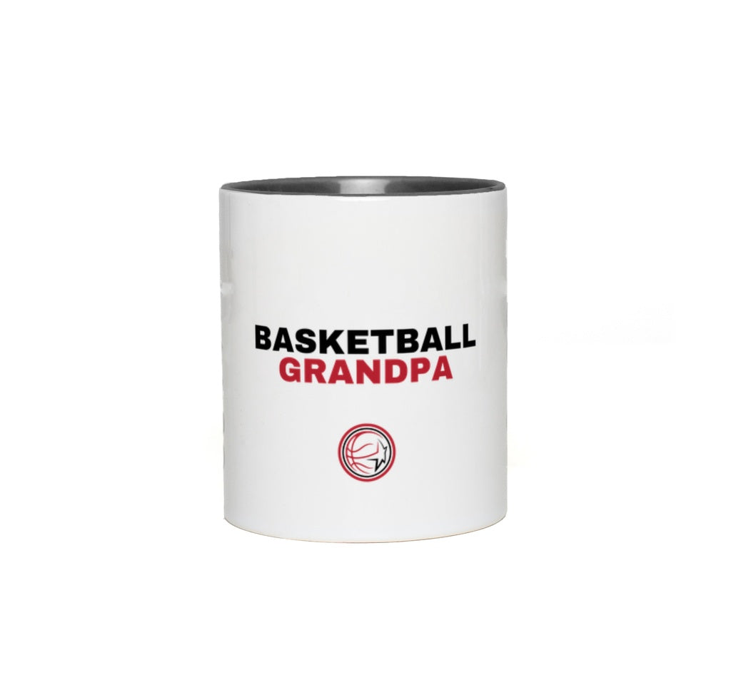 Basketball Grandpa Mug
