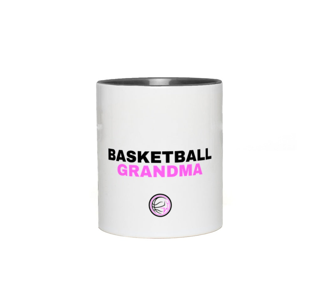 Basketball Grandma Mug
