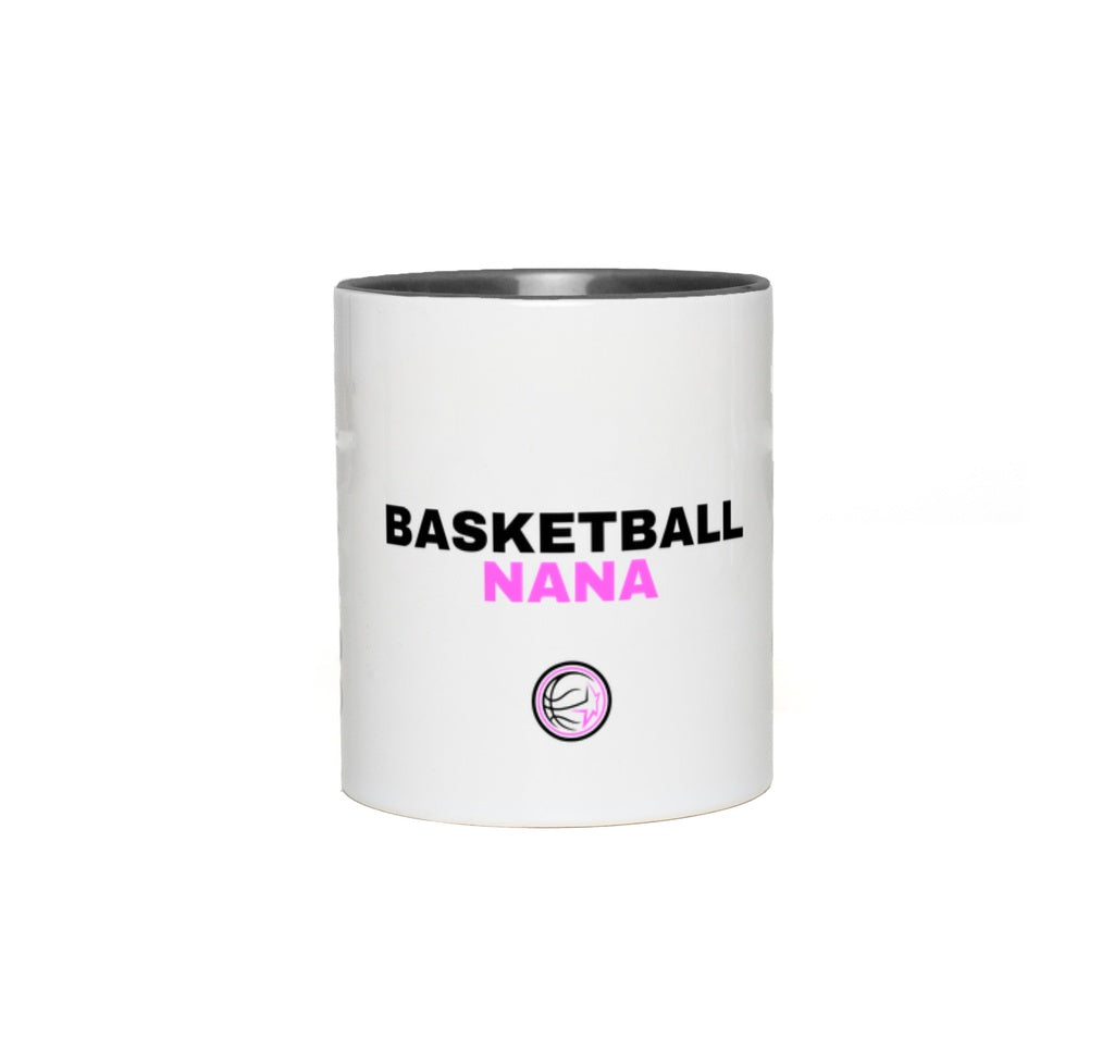 Basketball Nana Mug