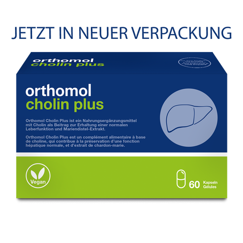 Orthomol Cholin Plus