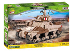 Voorkant van de doos van de Cobi 2391 historical collection world war 2 m3 grant tank