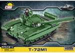 COBI Armed Forces: T-72 M1 Tank (2615)