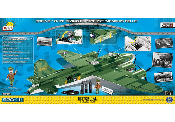 COBI World War II: B-17F Flying Fortress 'Memphis Belle' (5707)