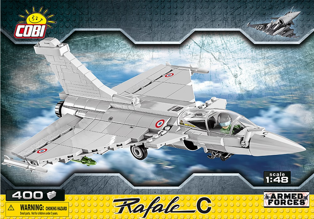 COBI Armed Forces: Rafale C straaljager (5802)