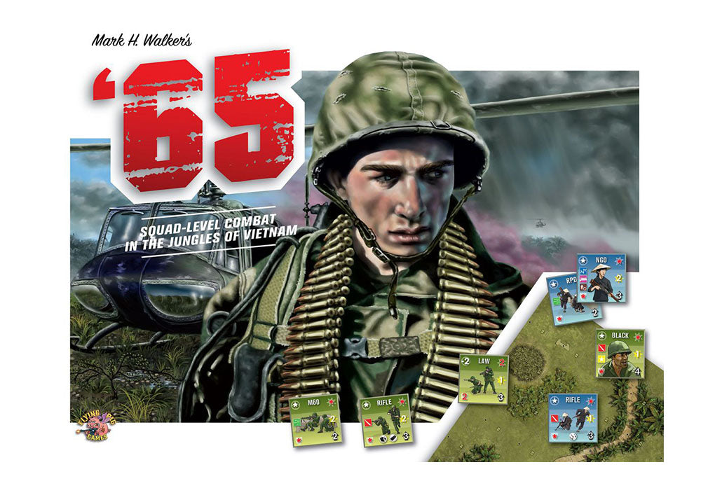 '65 Squad Level-Combat in the Jungles of Vietnam