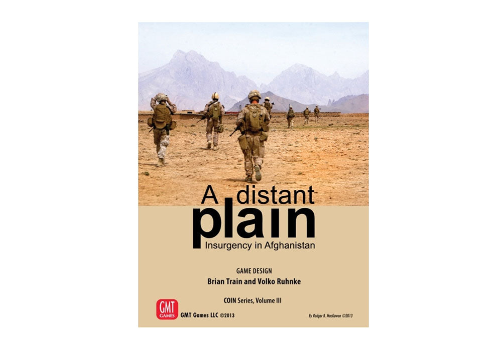 A Distant Plain: Insurgency in Afghanistan (3rd Printing, 2018)