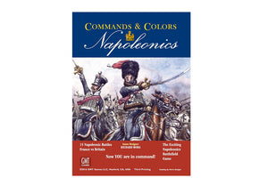 Command and Colors Napoleonics (4th Printing, 2019)