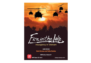 Fire in the Lake: Insurgency in Vietnam (2nd Printing, 2018)