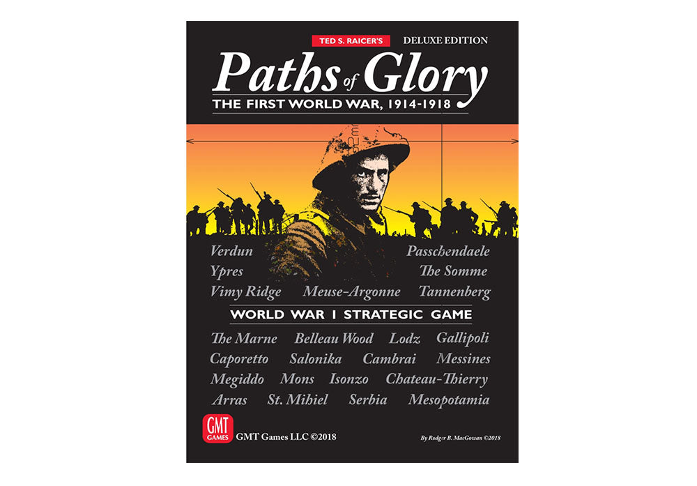 Paths of Glory: The First World War, 1914-1918 (Deluxe Edition, 2018)