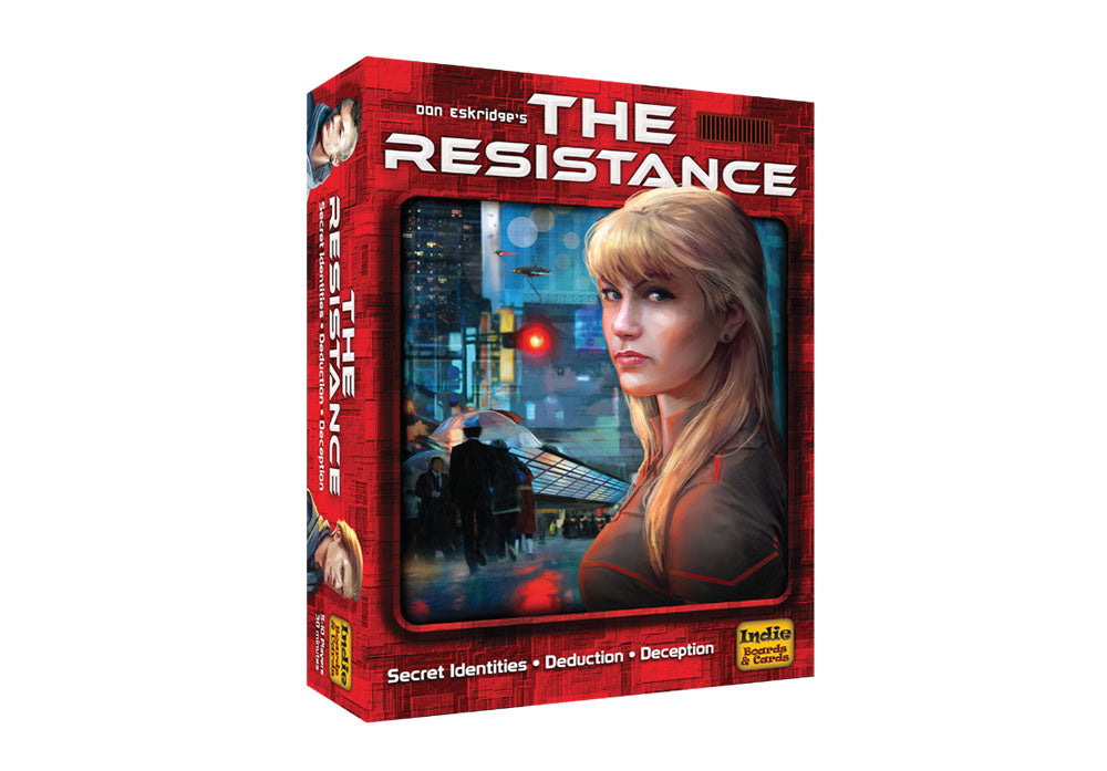 The Resistance (3rd Edition, 2012)