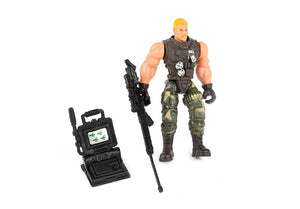 Toi-Toys Army Special Forces actiefiguur soldaat sniper