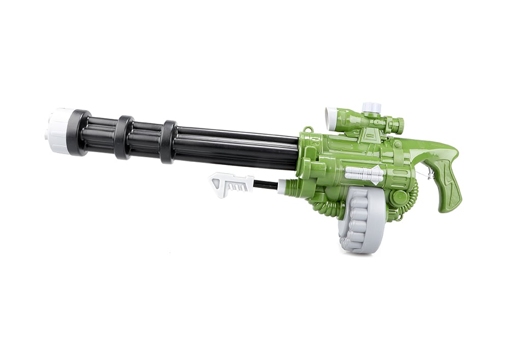Toi-Toys Water Guns waterpistool minigun model speelgoed