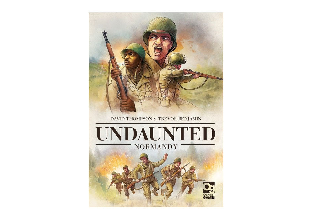 Undaunted: Normandy (2019)