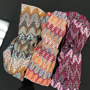 Fall Missoni Turban