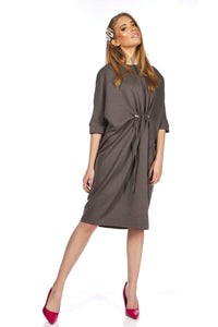 Emily Dolman Sleeve Dress