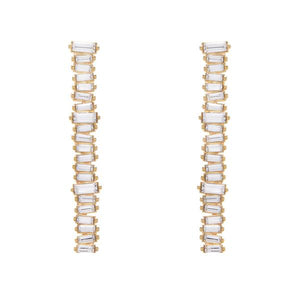 Kaia Earrings 18KG