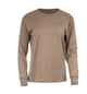 Point Cotton Long Sleeve Top