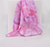 Pretty In Pink Tie Dye Scarf