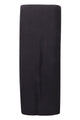 Mia Mod Straight Midi Skirt Black - not on sale