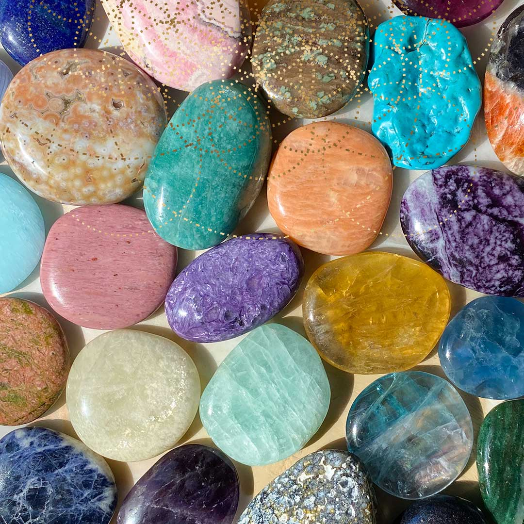 Soulmate Crystals Product Collections Palm Stones