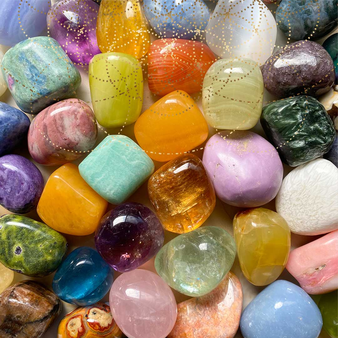 Soulmate Crystals Product Collections Tumbled Stones
