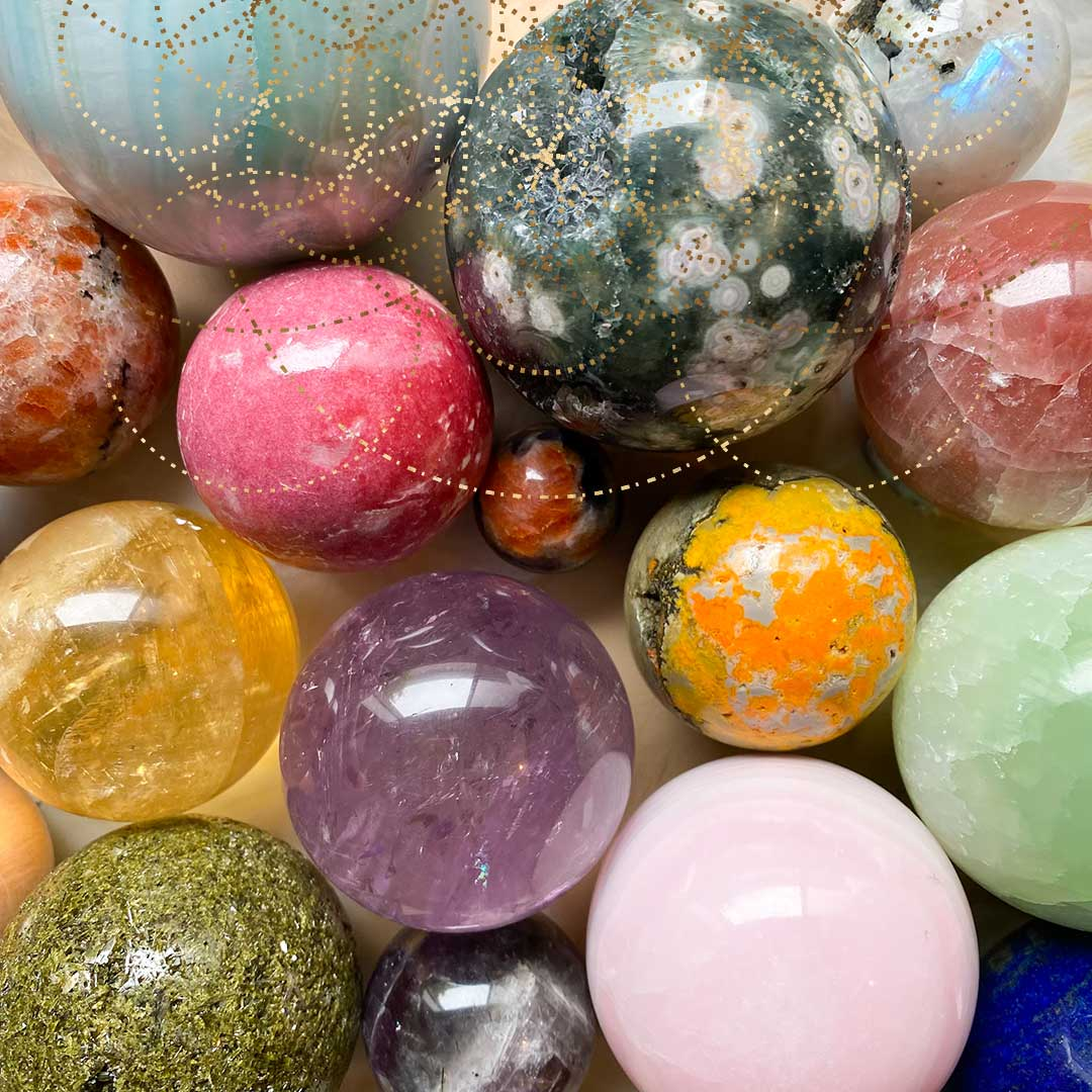 Soulmate Crystals Product Collections Spheres