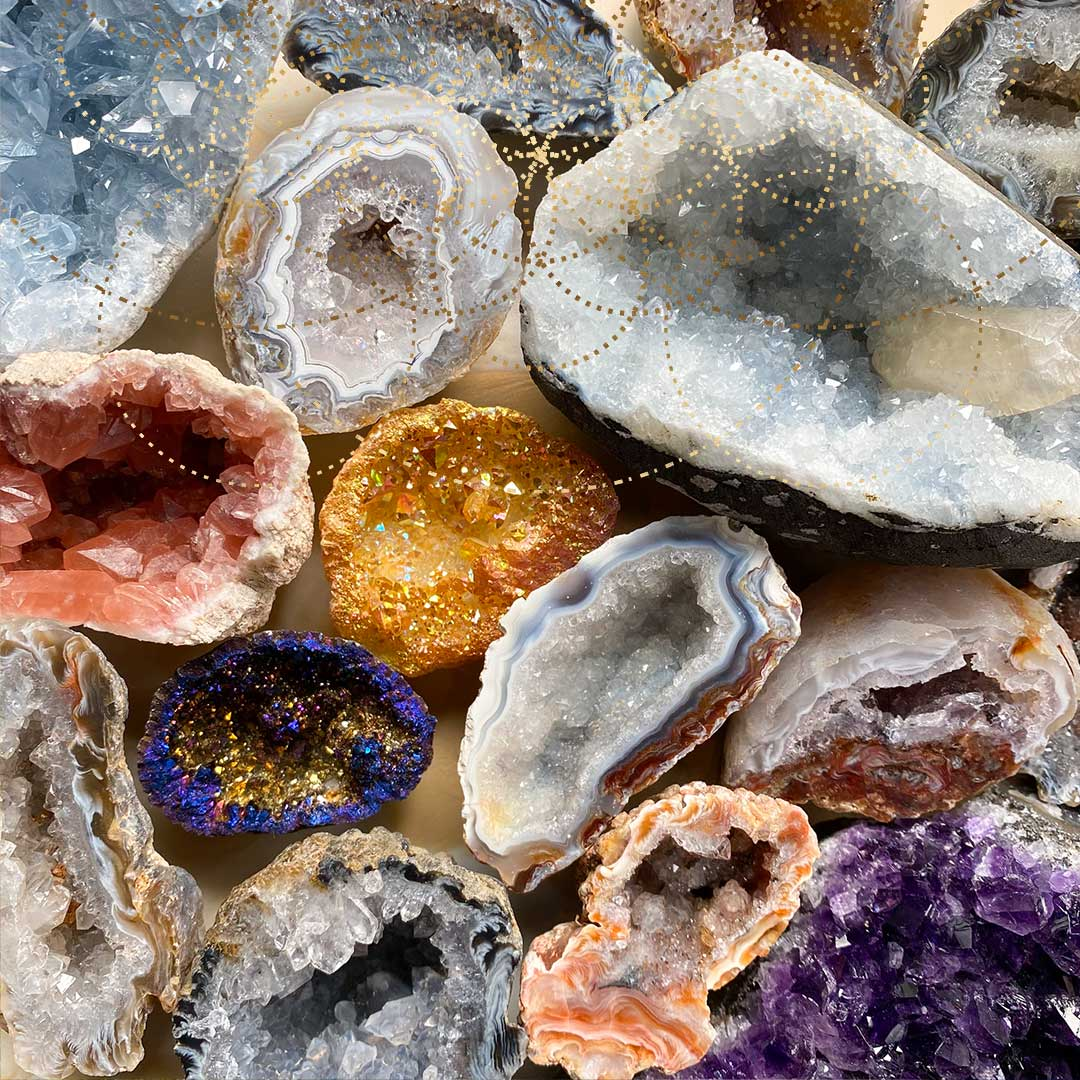 Soulmate Crystals Product Collection Geodes