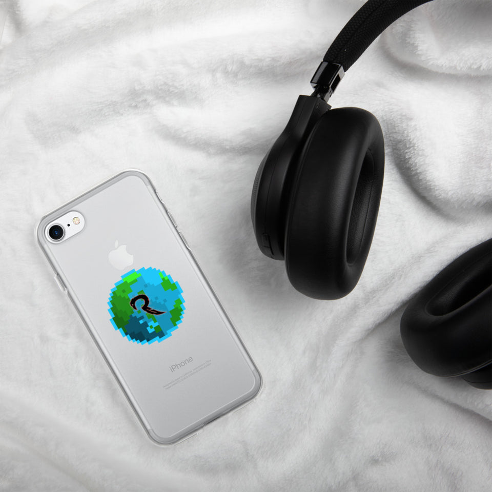 Rise World iPhone Case