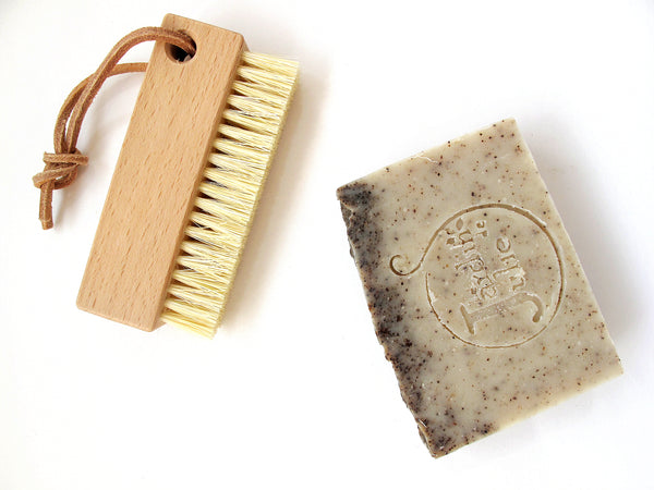Brosse à ongles Redecker en hêtre 100% Naturelle - Durable - Biodégradable