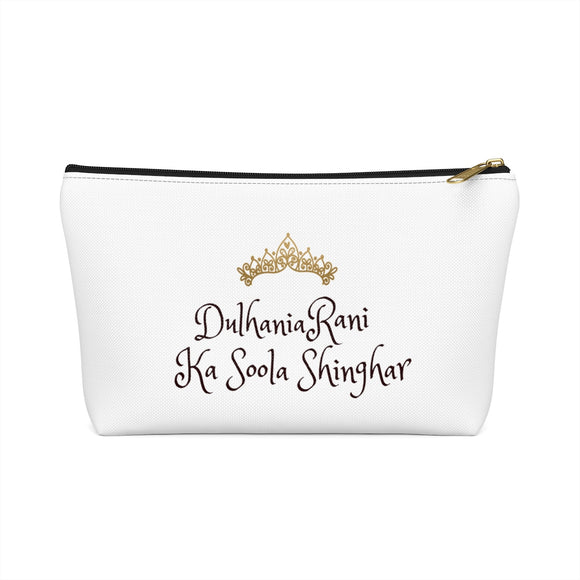 Dhulhania Rani Ka Soola Shingar ,makeup bag for desi dulhans, Dulhan's gift - madihacreates