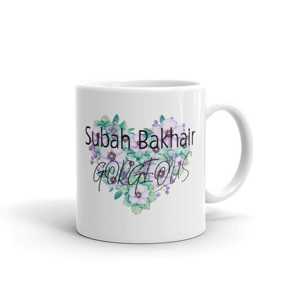 Subah Bakhair Gorgeous Mug - madihacreates
