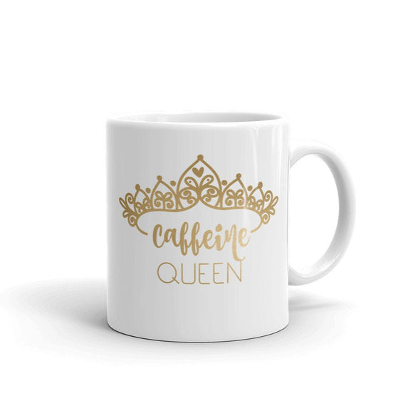 Caffeine Queen, - madihacreates