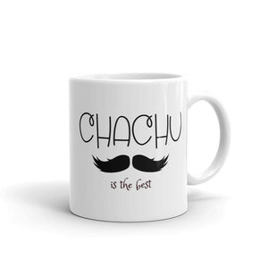 Chachu is the best mug,Paternal Uncle gift ,customization available - madihacreates