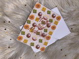 Meethi Eid Mubarak Card ,Mithai Eid card, Urdu Eid card with fun Mithai illustrations - madihacreates