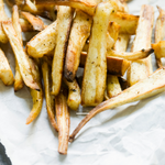 Parsnip Fries with Rosemary