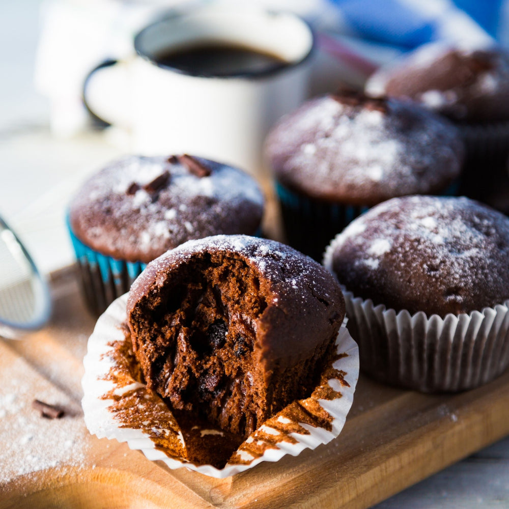 Your Beets are the Bomb! Chocolate Beet Muffins