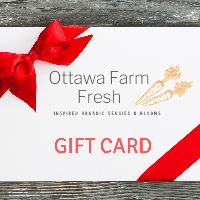 Ottawa Farm Fresh Gift Card