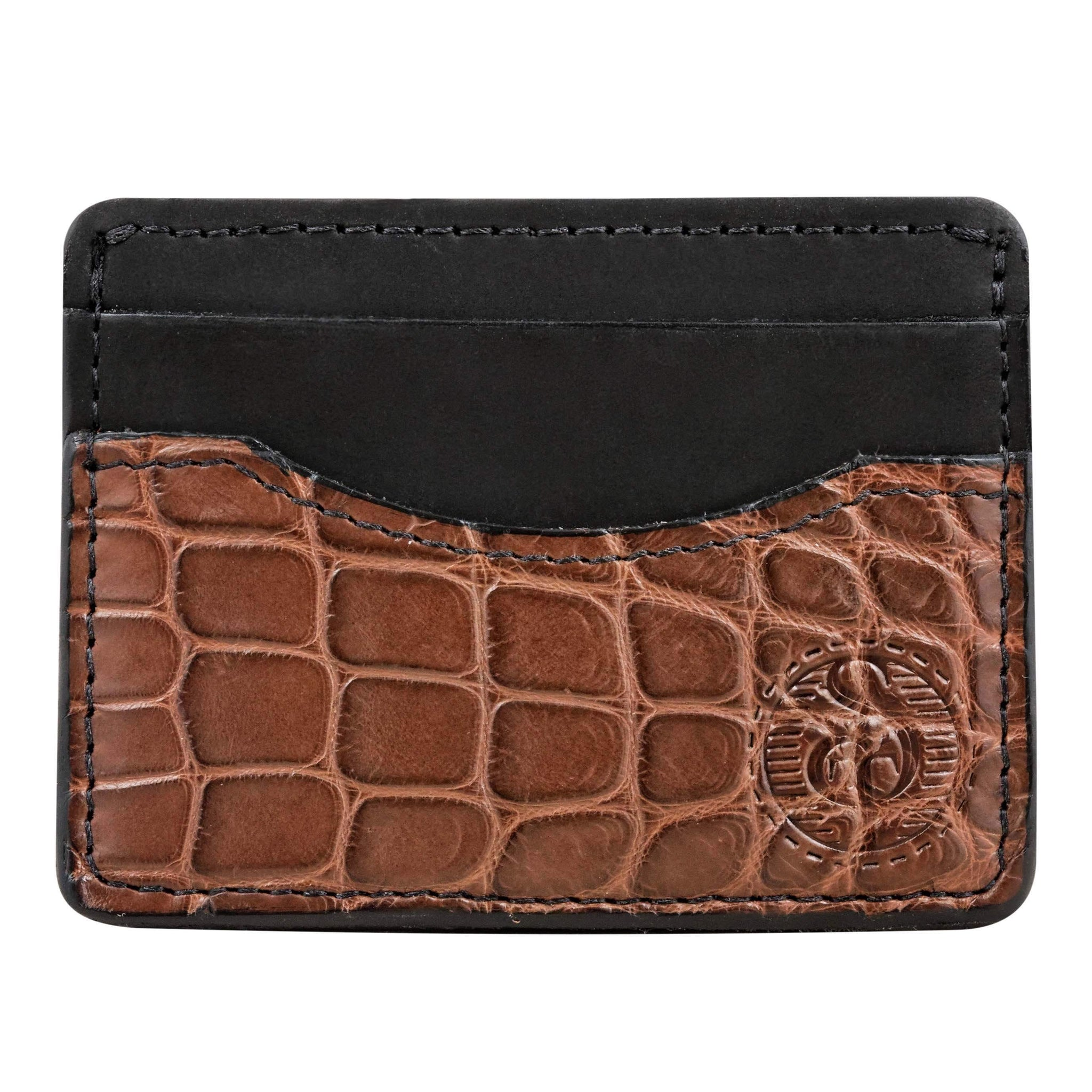 best alligator wallet