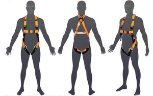 LINQ Essential Harness with Quick Release Buckle - H101QR