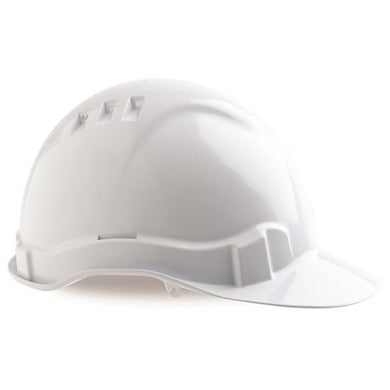 HHV6 - 6 Vented Hard Hat With Pushlock Harness