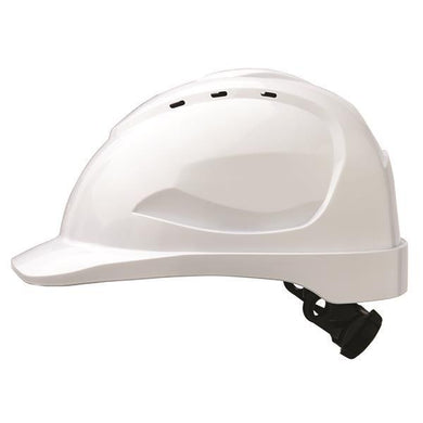 HHV9R - 9 Vented Hard Hat With Ratchet