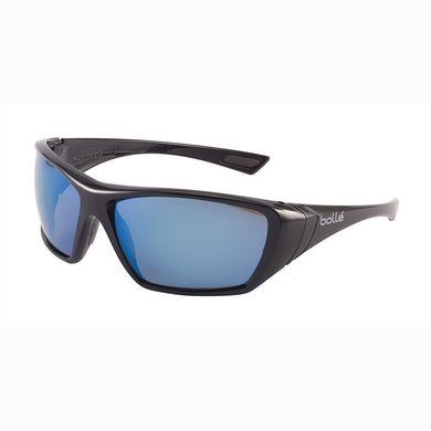 Bolle Hustler Polarized Blue Flash Lens