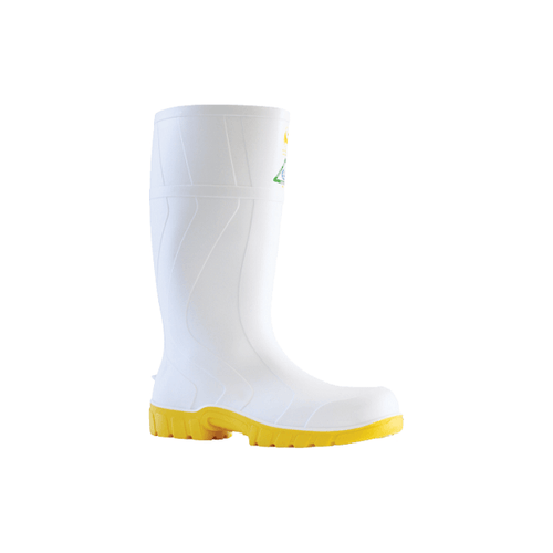 Bata Safemate Gumboot - White