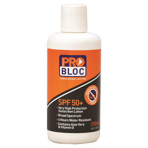 ProChoice/ProBloc Sunscreen - 250ml SPF 50+