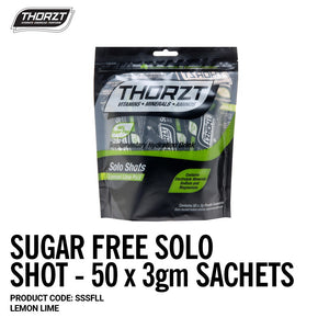 Thortz Hydration Powdered Concentrates - SSS