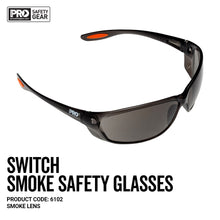 Load image into Gallery viewer, ProChoice Switch Safety Glasses
